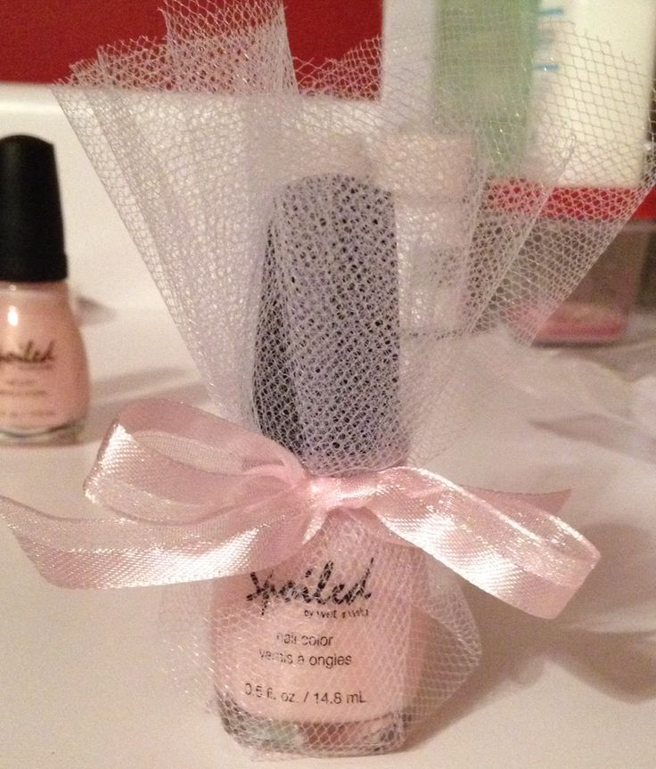29 best Baby shower images on Pinterest | Nail polish favors, Candy ...