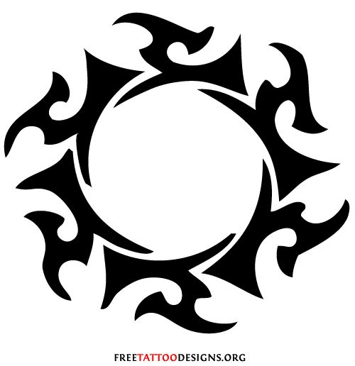 25 Unique Tribal Sun Tattoos Ideas On Pinterest: Best 25+ Tribal Tattoo Designs Ideas On Pinterest