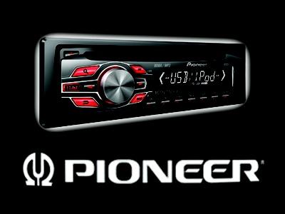 autoradio Pioneer con chiavetta frontale usb. Compra una Voglia da € 130 euro a soli 85 euro su www.volerepotere.com