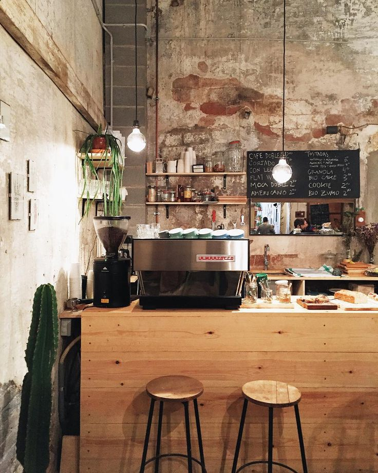 Our Best Breakfast Bar Ideas For A Stylish Good Morning: 17 Best Ideas About Industrial Coffee Shop On Pinterest