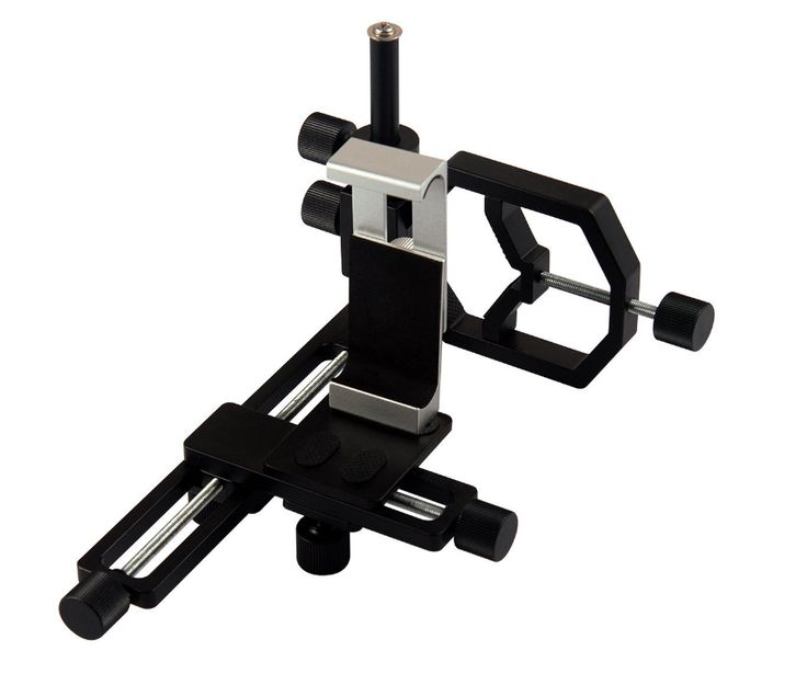 Best Cell Phone Mount for Scope Universal Mobile Adapter Camera Spotting Metal