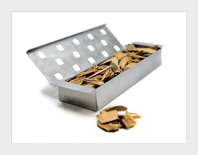Broil King Smoker Box and Wood Chips #mywishlist