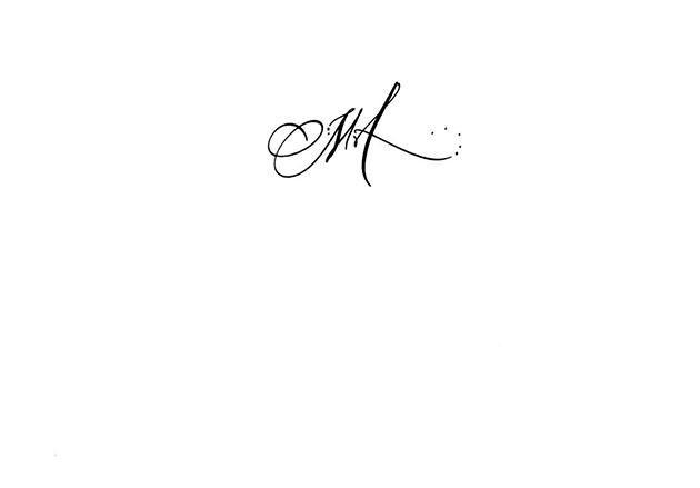 Tatouage mc tatouage initiales poignet tatouages - Tatouage lettre l ...