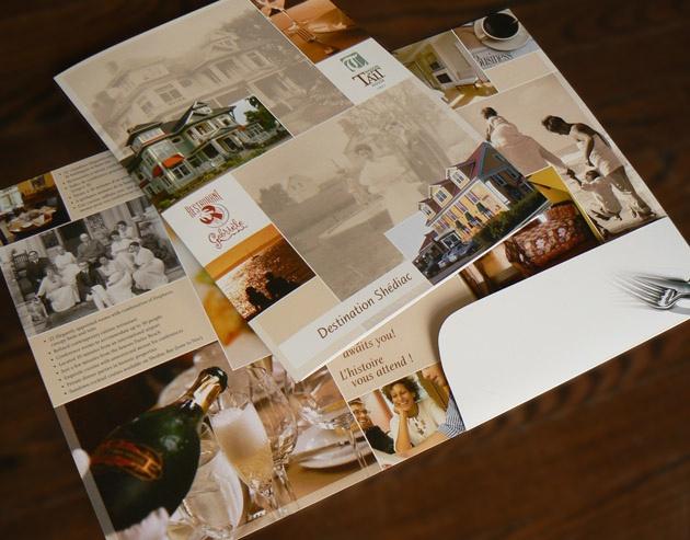 Pocketfolder - Maison Tait House