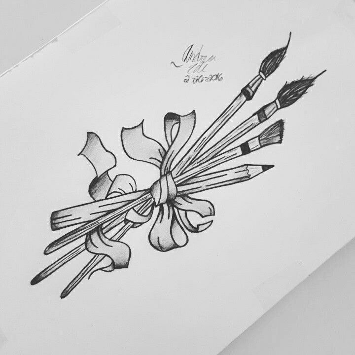 25 Best Ideas About Pencil Tattoo On Pinterest: 25+ Best Ideas About Pencil Tattoo On Pinterest