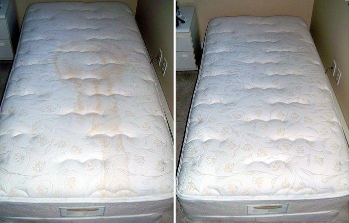 Truco para volver tu colchón como nuevo, limpio y desinfectado de manera fácil.
