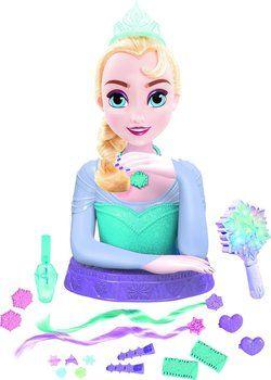 IMC Toys Tête à coiffer Deluxe musicale Elsa La Reine des neiges à partir de 49,90 €. Comparer les prix sur idealo.fr