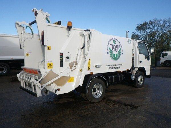 NTM K-MIDI małe śmieciarki, small refuse truck, klein Kommunalfahrzeuge, Benne a ordures, Recolectores, piccoli camion