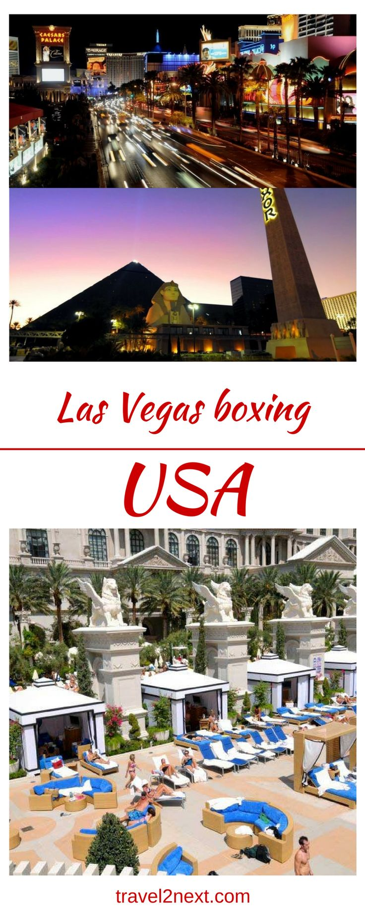 """Las Vegas boxing. """"Start spreading the news, I´m leaving today, I want to be a part of it, Las Vegas… """" If only it sounded better on the ear, because this is the town Sinatra should´ve been singing about."""
