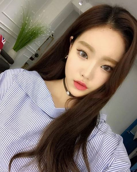 Ulzzang Girl Large Eyes Long Hair: 475 Best Images About Ulzzang On Pinterest