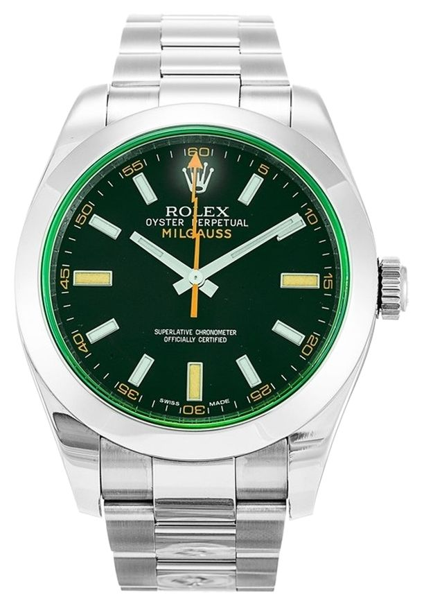 ROLEX MILGAUSS 116400 MEN'S WATCH. Get the lowest price on ROLEX MILGAUSS 116400 MEN'S WATCH and other fabulous designer clothing and accessories! Shop Tradesy now