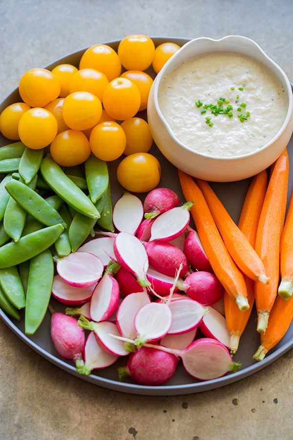 roasted onion dip (w/ Greek yogurt)