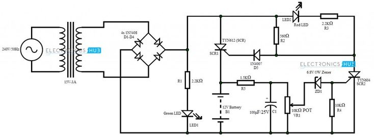 Best 25+ Battery charger circuit ideas on Pinterest