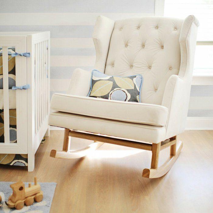 Nursery Rocking Chair Cushions Uk Table With Hidden Chairs Mit Schaukelstuhl Eine Schicke Erholungsecke Gestalten Rooms Pinterest And