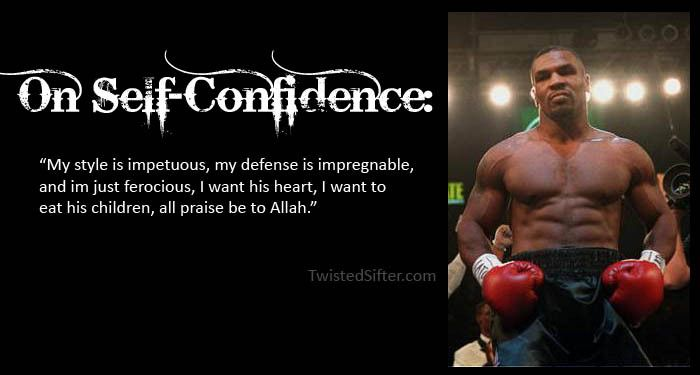 The Musings of Mike Tyson - Motivational Quotes