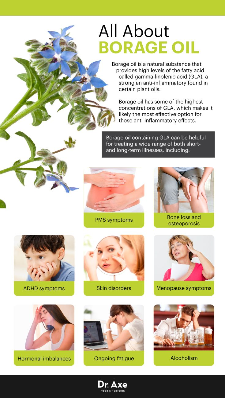 7 borage oil benefits for skin arthritis and inflammation for Is fish oil good for arthritis