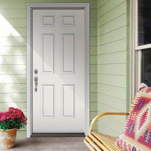 Exterior Steel Door Slab