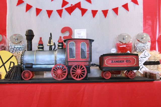 Amazing Train cake: Catch My Party, Birthday Parties, Train Birthday, Amazing Cake, Party Ideas, Birthday Party, Birthday Ideas