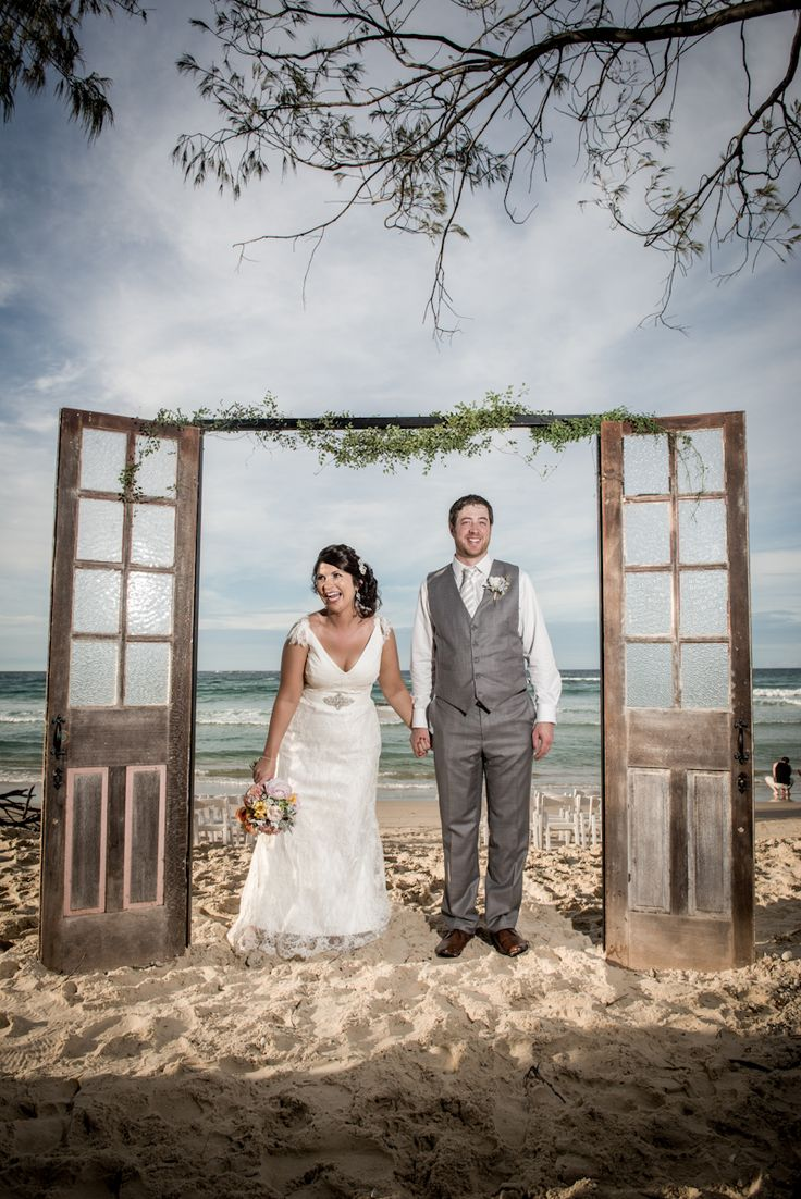 Beautifully styled Straddie beach wedding Stradbroke Island Photography   Stradbroke Island Photography stradbrokeislandphotography.com