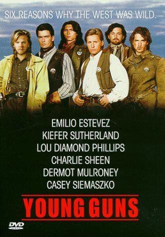Young Guns (1988) Poster