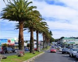 Main Street, Raglan, New Zealand