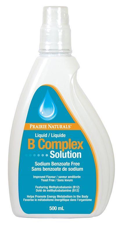 B Complex Solution