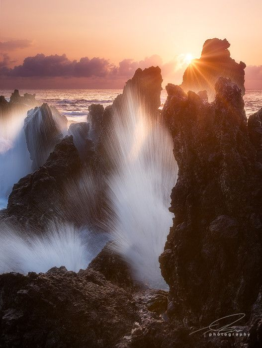Laupahoehoe Point, Hawaii; photo by Ted Gore on 500px Beautiful~