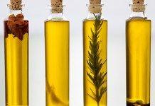 4 ochucené olivové oleje – Skvělé do kuchyně nebo jako dárek