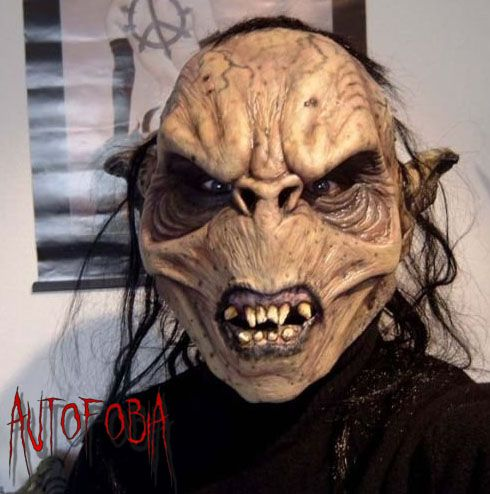 100 best images about m scaras de terror on pinterest - Mascara de terror ...