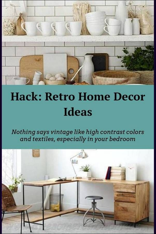 Retro Home Decor Furnish Your Home With These Top Tips