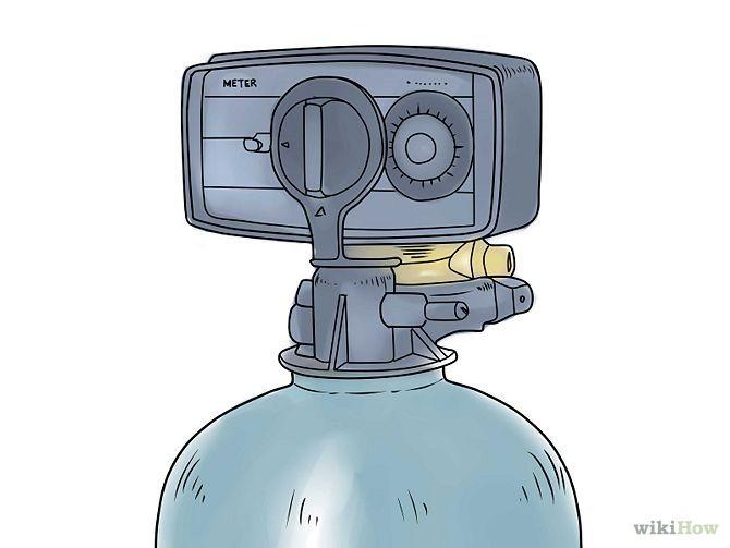 Articolo su #WikiHow che spiega come addolcire l'acqua della fornitura domestica.  FONTE: http://it.wikihow.com/Addolcire-l%27Acqua-Dura