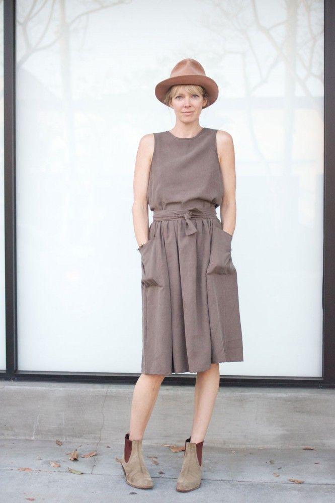 want: jesse kamm field dress