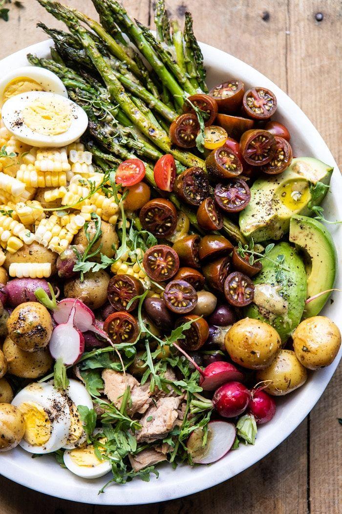 Summer Nicoise Salad Recipe Healthy Summer Recipes Healthy