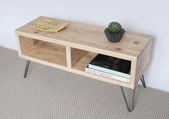 Koko Reclaimed Wood TV Stand | Handcrafted TV Unit | TV Cabinet | Living  Room Furniture