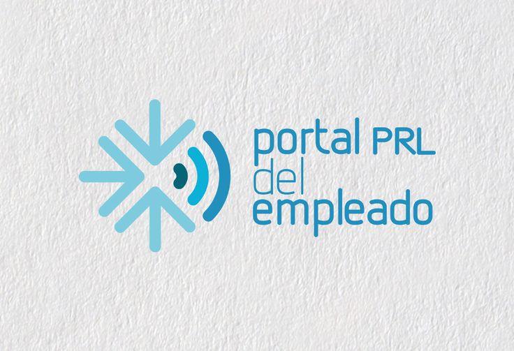 Diseño de logo Portal PRL del Empleado | Dolphin Tecnologías