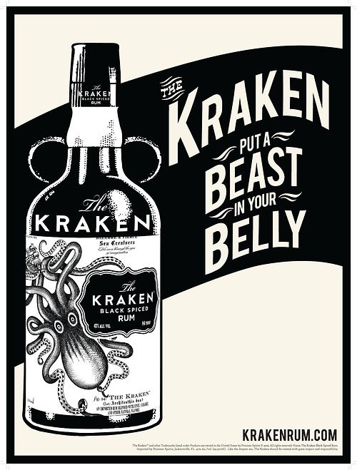 Kraken Rum. Need to find where I can buy this