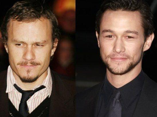 I truly miss Heath Ledger ... At certain angles, John Gordon Levitt may look like Heath, but each has his own distinct style ...