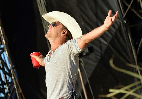 Justin Moore performs at Country Thunder - Twin Lakes, Wisconsin - Day 1 on July 18, 2013 in Twin Lakes, Wisconsin.