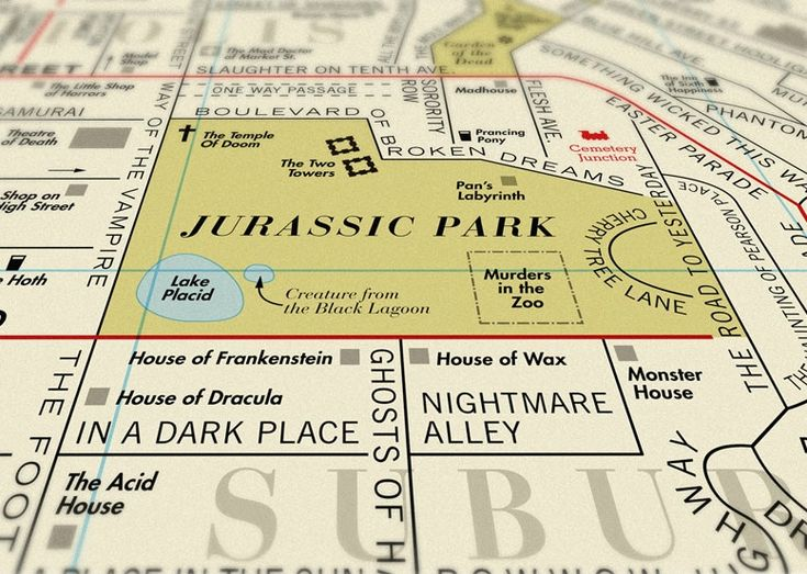 Film Map: Movies Title, Movies Maps, Jurassic Parks, Dorothy Film, Film Maps, Movieinspir Maps, Awesome Movies, Awesome Maps, Reservoir Dogs
