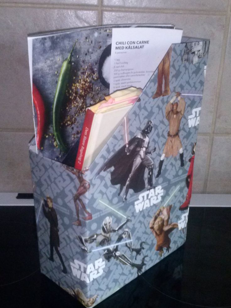 DIY 5 **magazine rack**  Made by Yvonne DK