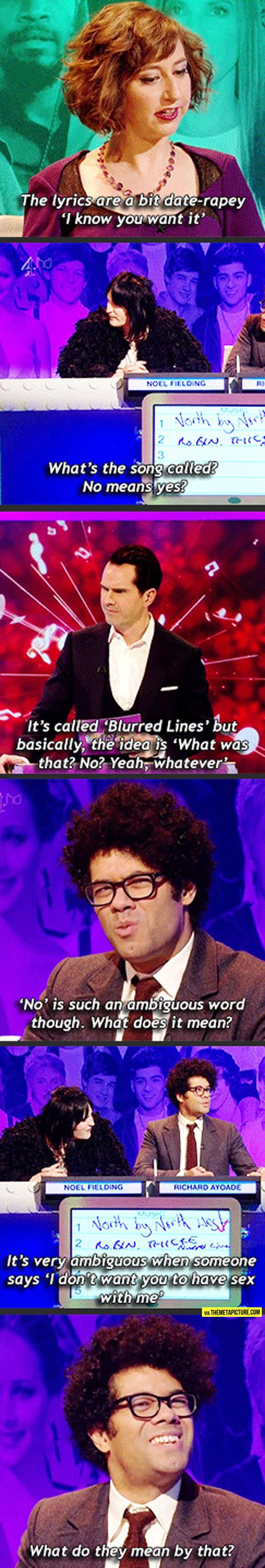 funny-Blurred-Lines-meaning-Richard-Ayoade