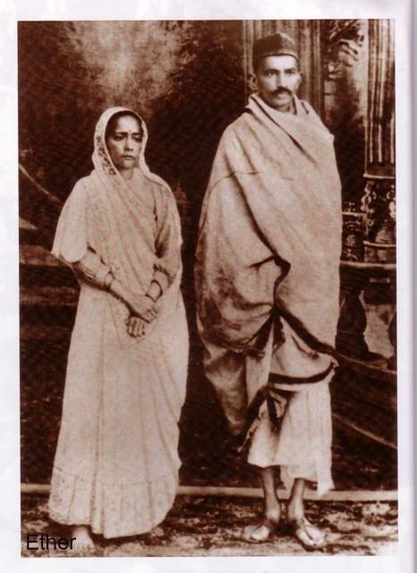 This Day in History:  Oct 2, 1869: Mahatma Gandhi is Born http://travel.sulekha.com/south-africa/photos/kasturba-mahatma-web-lrg.jpg