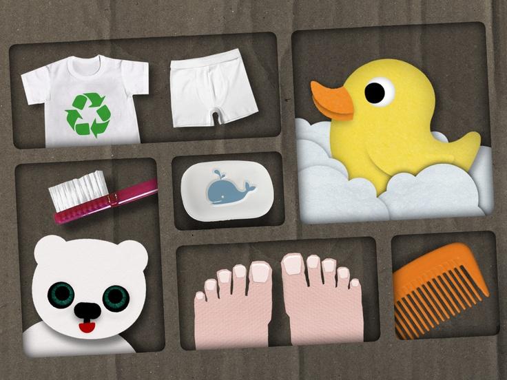 Little Box of Wonders Story Creator app concept