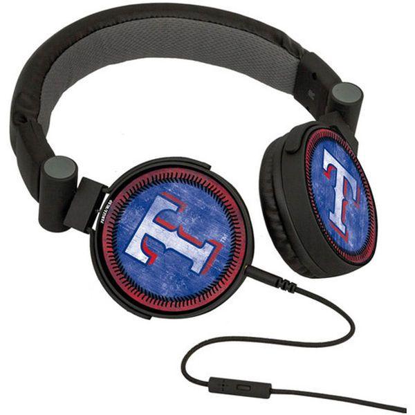 Texas Rangers DJ Headphones - $34.99