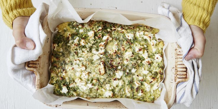 Perfection does exist when it comes to our Perfect Zucchini Slice– I Quit Sugar