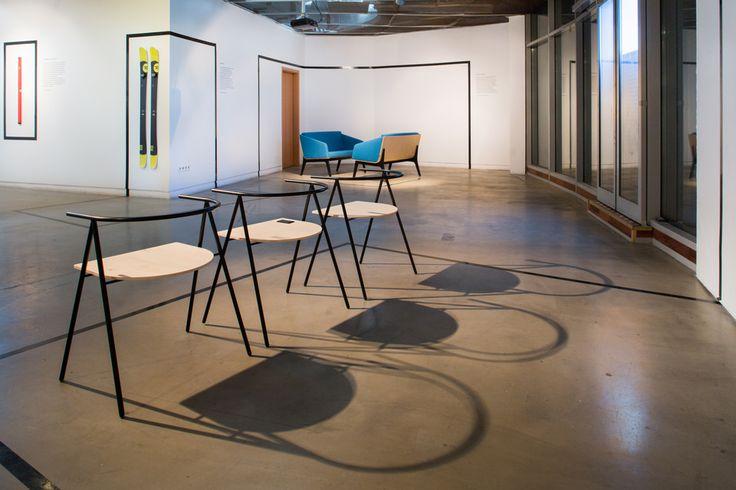 Design It. In Silesia. - Rondo Sztuki, Katowice fot. by Damian Śmigielski  #A1chair