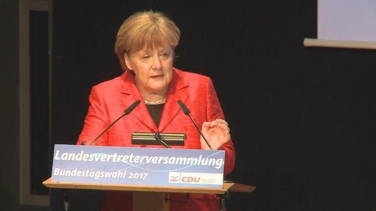 """Angela Merkel hat sich in einer Rede klar gegen rechten Populismus positioniert. """"Das Volk ist jeder, der in diesem Lande lebt"""" sagte die Bundeskanzlerin in Mecklenburg-Vorpommern - ein klares Statement Richtung Pegida und AfD...gegen """"rechten Populismus"""" oder geltendes Recht?"""