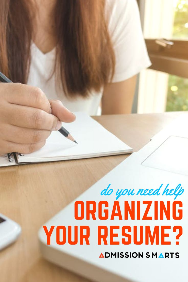 Colleges want to know everything about you, not just your test scores and GPA. Your extracurricular activities are an important part of your application- and our Student Resume builder can help you document your high school journey! Download it on our blog!