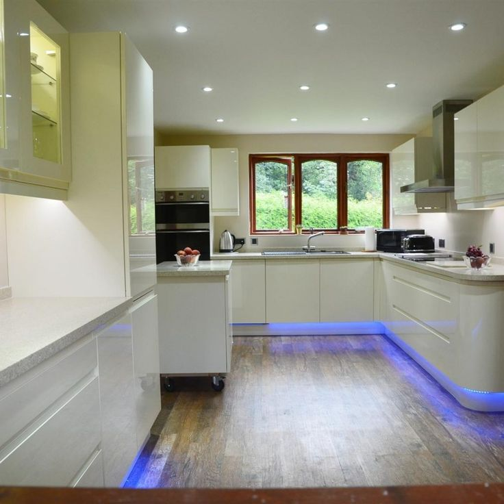 25+ Best Ideas About Led Kitchen Ceiling Lights On