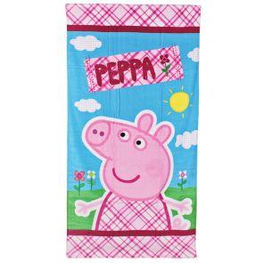 Robe da Cartoon-Peppa Pig-Asciugamano telo mare Peppa Pig Sun-20